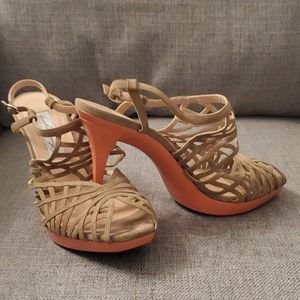 Diana Broussard heels